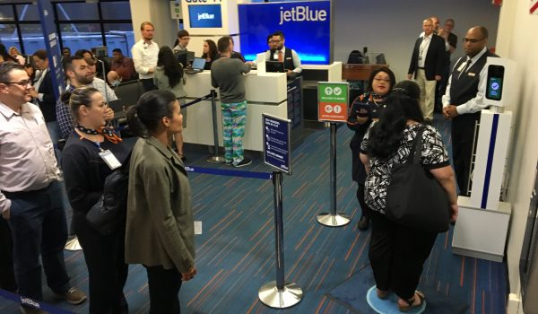 jetblue customer experience post covid travel airport biometrics