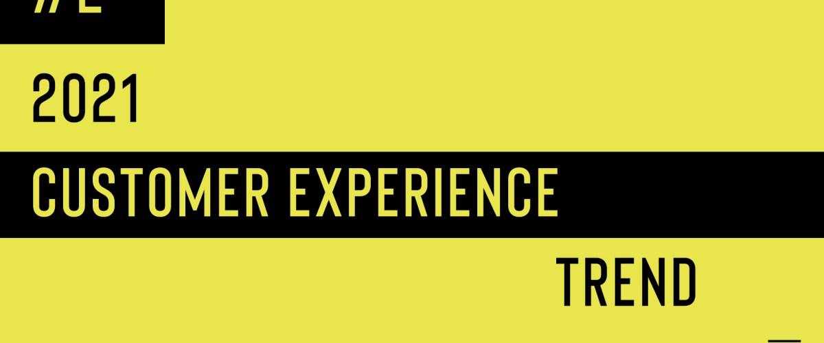 customer experience program trends