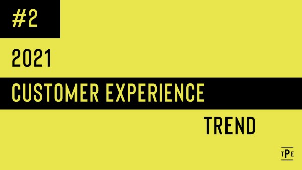 customer experience program trends