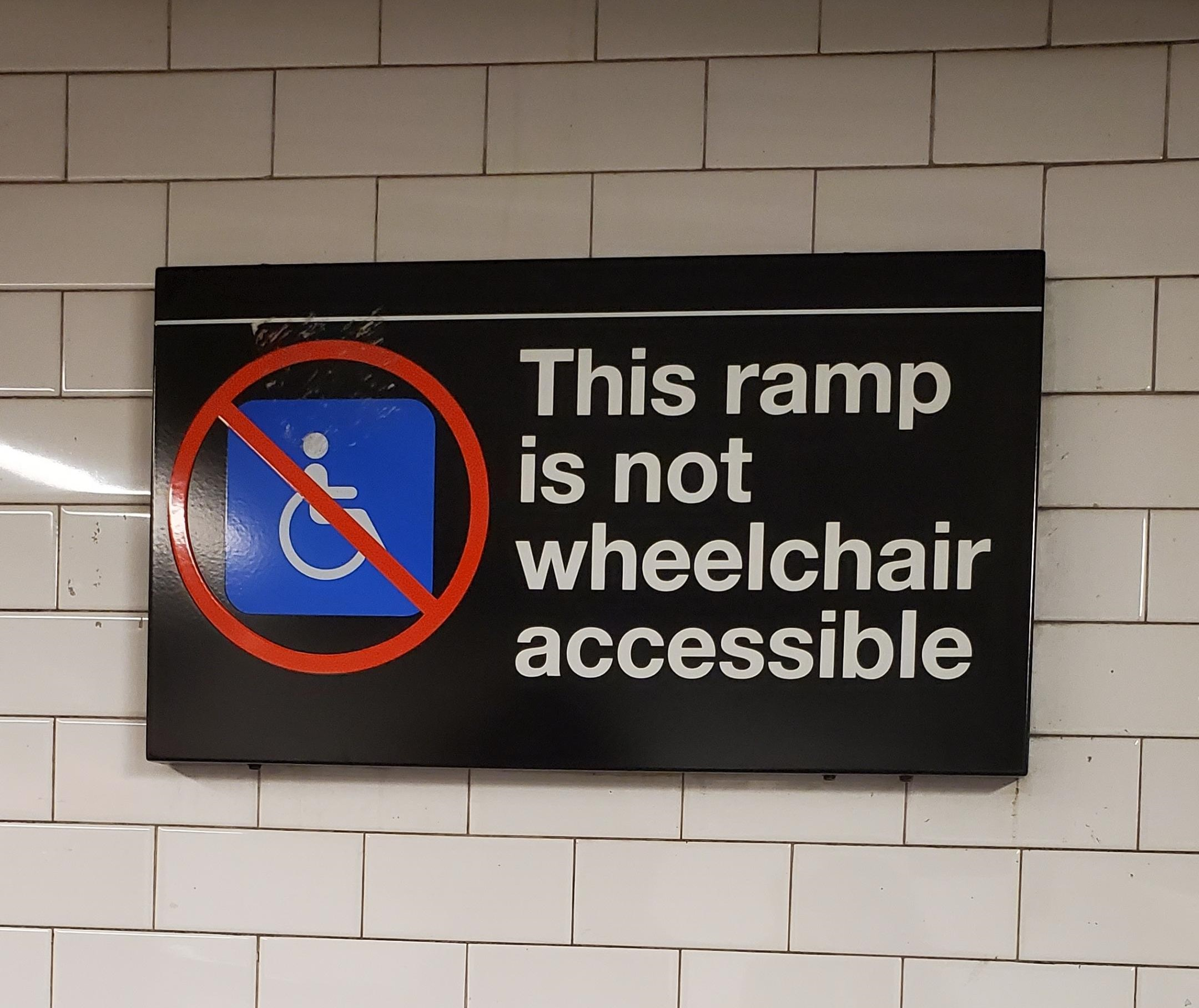 NYC Subway customer experience design fails