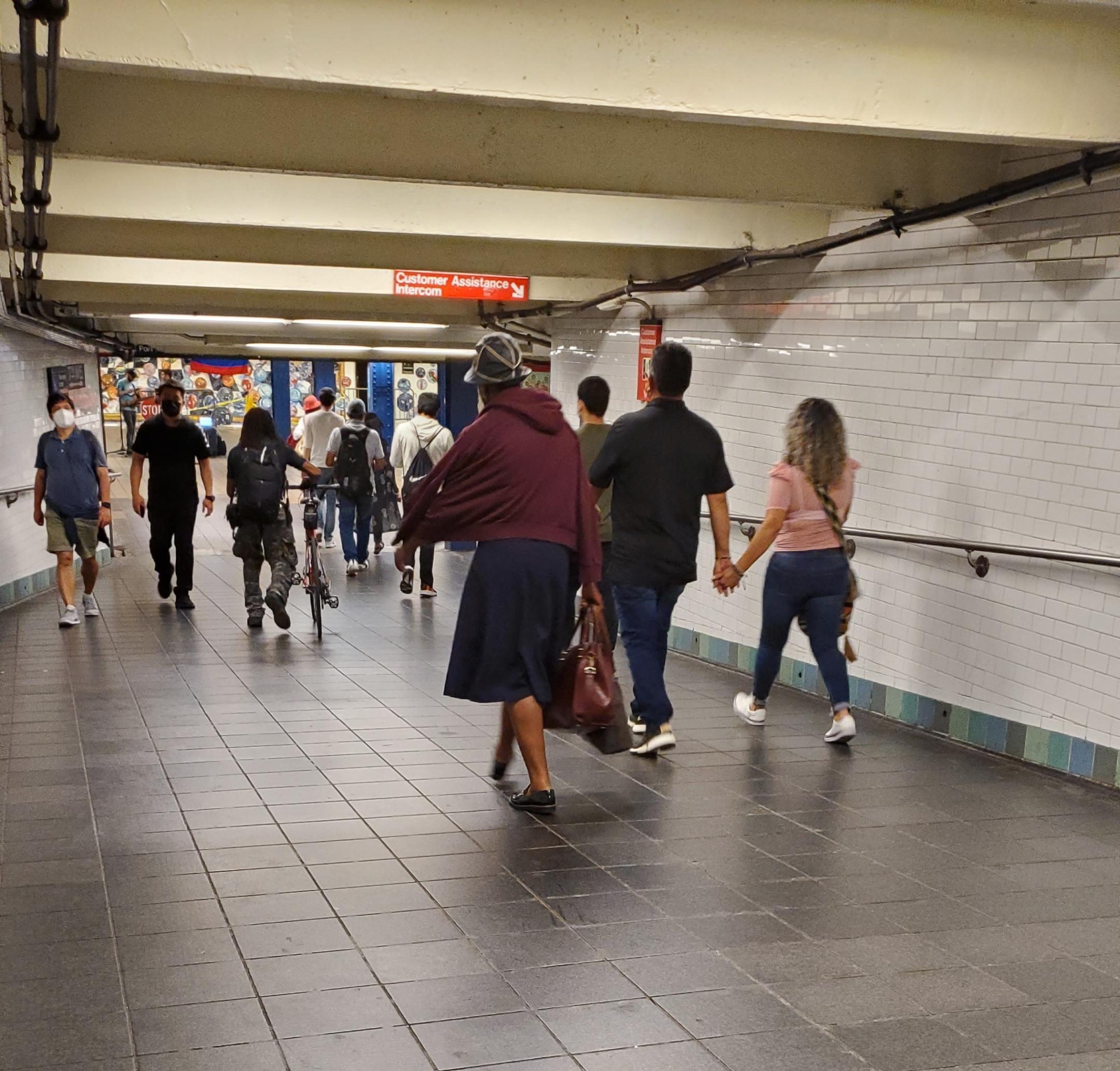 customer experience design principles transit system